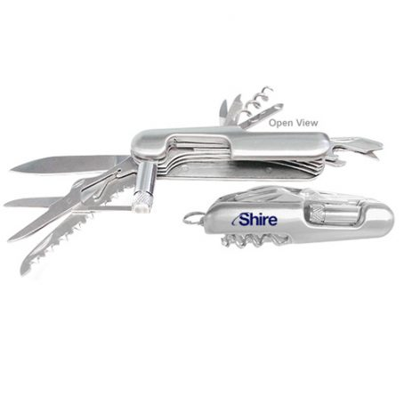 7504 15 Functions Metal Multi Tools