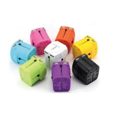8004 Premium Travel Adaptor
