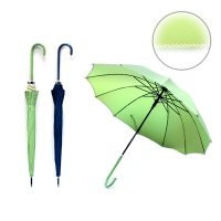 8304-21 Inch Vilala Auto Open Straight Umbrella
