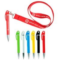 Lanyard with Pen