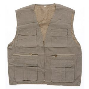 0505-Custom Kaki Vest