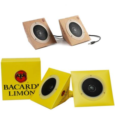 4707 Foldable Paper Speakers