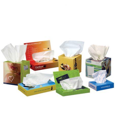 5804 Box Tissue