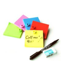 6007-Silicone-Erasable-Memo