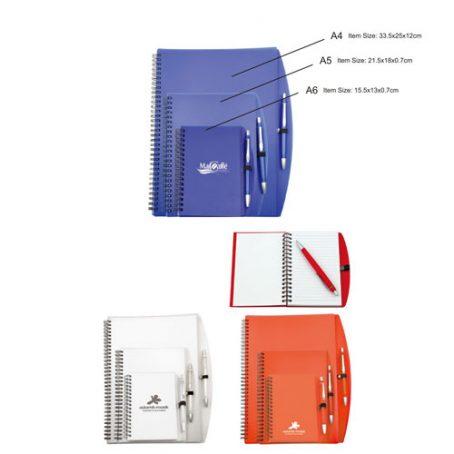 7318 PP Notebook